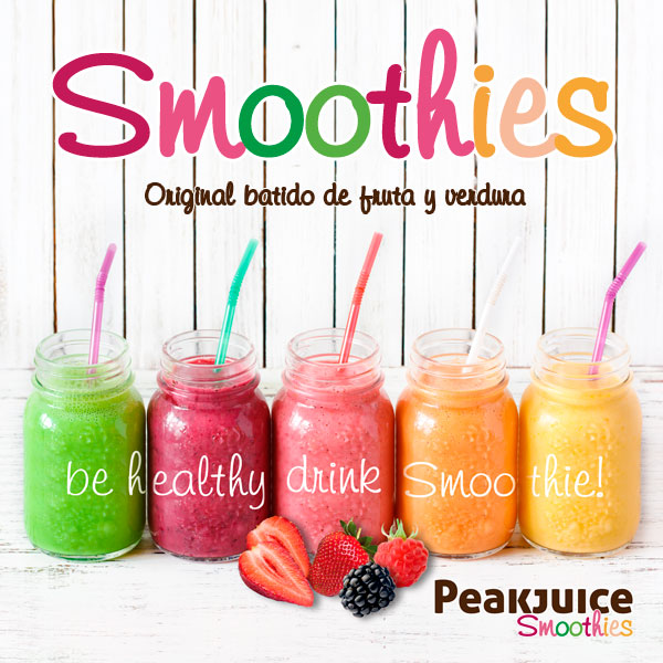 Peakjuice Smoothies